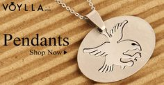 Unique Eagle Design Pendant With Chain PRODUCT CODE:250296 #alexandani #ferajewellery #jewelrydaily #stylecaster