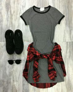 55 fascinating school outfits for teens to copy now schooloutfits schooloutfitideas outfitsforschool animebgx net 20 cute spring outfits for teen girls Girls Fashion Clothes, Teen Fashion Outfits, Swag Outfits, Mode Outfits, Womens Fashion, Girl Fashion, Grunge Outfits, Fashion 2017, Fashion Trends