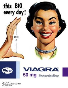 The-Beautiful-fun-of-vintage-art-Vintage Artwork - funny ads (vintage art humorous art arena love-notes viagra funny Misc) Vintage Humor, Funny Vintage Ads, Pub Vintage, Funny Ads, Vintage Ladies, Vintage Lesbian, Hilarious, Old Advertisements, Retro Advertising