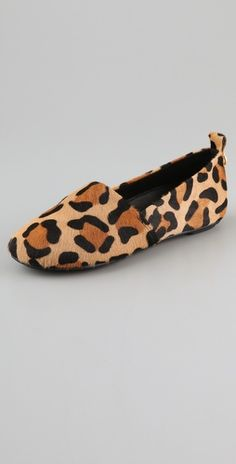 I do feel like these are a bit of a Toms rip off, but I can't ignore the material on these House of Harlow shoes.
