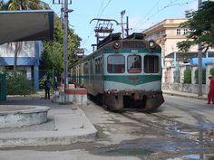 Havana Commuter Railway.Cuba Scott Bergey