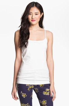 Halogen® Camisole (Regular & Petite) available at #Nordstrom