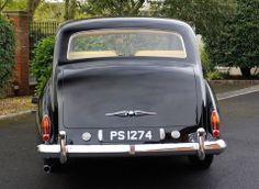 1965 Saloon by James Young (chassis 5VD93, design PV15)