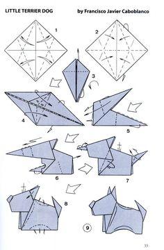 origami | Aquí unos sencillos pasos del Origami, esto es de apollo.