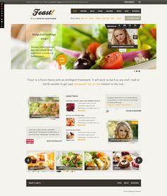 #restaurant website