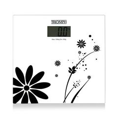 Triomph Digital Bathroom Weight Scale, 330lb capacity, automatic Step on, LCD backlight display, memory up to 10 users, 6mm tempered glass (White) Triomph http://www.amazon.com/dp/B00KD9A0JO/ref=cm_sw_r_pi_dp_9lwQvb10G3HC4