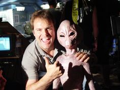 Stargate Peter Deluise and Thor        http://buyactionfiguresnow.com