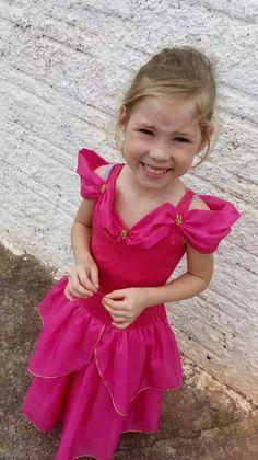 Minha Princesa no carnaval.