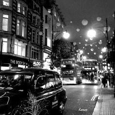 London by Lena Pelowska, Lenax