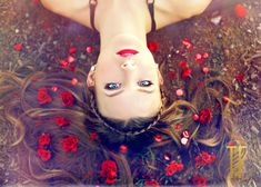 Senior Picture Ideas for Girls | Floral Crowns | Click this link to follow my Senior GIRLS board for inspiration at https://www.pinterest.com/JillLevenhagen/