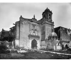 El viejo barrio de Coyoacán