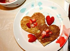 Valentine's Day Recipe: Heart-Shaped Cinnamon & Brown Sugar French Toast — Lattes, Life & Luggage