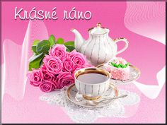 Love Is Sweet, Good Morning, Tea Pots, Tableware, Night, Quotes, Good Day, Qoutes, Buen Dia