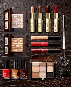 Bobbi Brown Scotch on the Rocks Collection - Makeup - Beauty