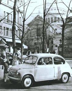 Fiat 600 by yvette