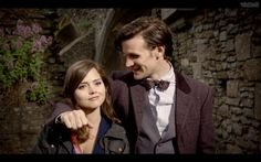 Clara and the Doctor a love story? | Waiting for the Clever Boy ... Aghhh Love Clara and the Doctor!! (aka Jenna Louise Coleman)
