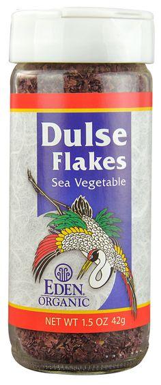 Eden Foods Organic Dulse Flakes Sea Vegetable