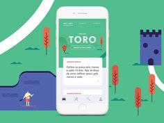 Fiat App, by Victor Belinatti on Dribbble Web Design, App Ui Design, User Interface Design, Themes App, Mobile Banner, Card Ui, App Design Inspiration, Mobile Ui Design, Screen Design
