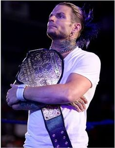 Jeff Hardy best champ TNA has ever had. WWE too for that matter considering they just give it to anyone now even if fans don't think they deserve holding it