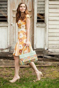 Sponsored Giveaway: Joel Dewberry Bungalow Fabric
