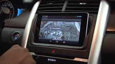 Have you ever considered mounting a tablet to your car dashboard? | PhoneDog