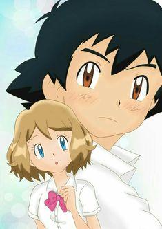Ash Pokemon, Kalos Pokemon, Pokemon Ash Ketchum, Pokemon Ash And Serena, Pokemon Gif, Pokemon Ships, Cool Pokemon, Pokemon Stuff, Mew Y Mewtwo