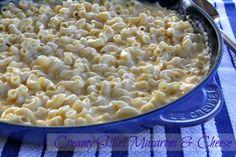 Mommy's Kitchen: Creamy Skillet Macaroni & Cheese