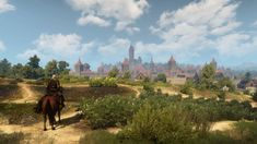 Outskirts of Novigrad - The Witcher 3 [1920x1080] [OC] Need #iPhone #6S #Plus #Wallpaper/ #Background for #IPhone6SPlus? Follow iPhone 6S Plus 3Wallpapers/ #Backgrounds Must to Have http://ift.tt/1SfrOMr
