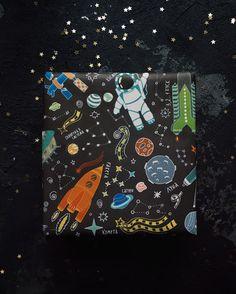 Űrhajós-rakétás- világfelfedezős papír kalandoroknak