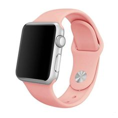 Colorful Watch Strap Silicone Sport Link Bracelet Watchband Case for Apple Watch Band Sports Buckle Bracelet 42mm 38mm iWatch