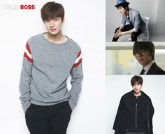No matter the accessory, Lee Minho (이민호) always has the power to melt hearts.  #kdrama #LeeMinho