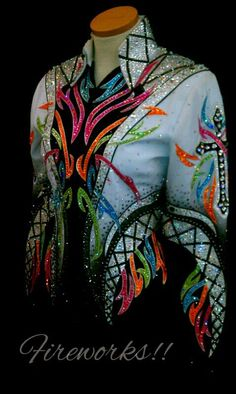 Berry Fit's Fireworks Jacket. LOVE this!!!!!!!!!
