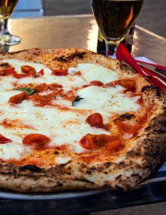 Da Remo pizza in Rome
