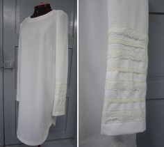 Extension sleeves. Towel, Sleeves, Sweaters, Fashion, Moda, La Mode, Sweater, Fasion