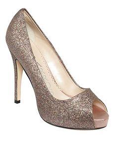 Caparros Shoes, Chantelle Evening Pumps - Evening & Bridal - Shoes - Macy's