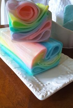 Soap-Handmade Soap-Signature Scent Glycerin Soap-Fun Soap-Homemade Soap-Great Lathering Colorful Soap-Moisturizing Soap-Celestial Luxuries