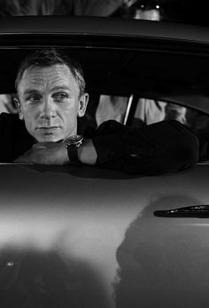 Daniel Craig. I'm not sure why I'm pinning this, but what they hey.