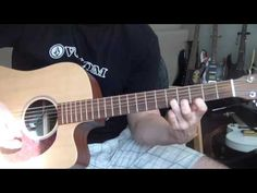Tequila Sunrise Guitar Solo Lesson ( Play just like The Eagles!) - YouTube