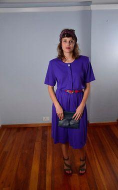 KOTINI Short Sleeve Dresses, Dresses With Sleeves, Summer Dresses, Fashion, Moda, Sleeve Dresses, Summer Sundresses, Fashion Styles, Gowns With Sleeves
