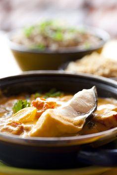 O Restaurante Mocotó serve comida nordestina um quê de alta-gastronomia, servida em pequenas porções que estimulam a degustação de muitos quitutes.