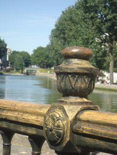 Canal St Martin © Tristane de la Presle