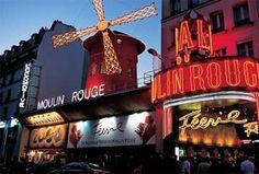 Moulin Rouge Paris~honeymoon weekend