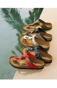 Just ordered my pair in black! Can't wait to get them!!! Birkenstock 'Gizeh' Birko-Flor™ Thong | Nordstrom