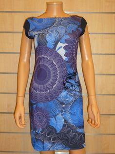 Robe Same 57V21A2 bleu Desigual 213