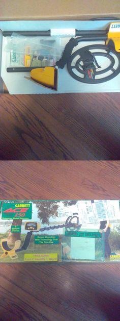 Metal Detectors: Garrett Ace 150 Metal Detector Waterproof Coil - Damaged Box -> BUY IT NOW ONLY: $139.95 on eBay!