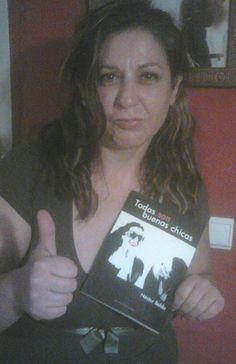 María de Alicante. Puedes adquirir tu ejemplar de «Todas son buenas chicas» en http://bit.ly/1nnYIIp