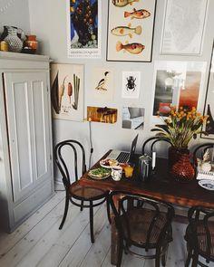 Home Interior Design Design Apartment, Apartment Living, Küchen Design, House Design, Design Living Room, Ideas Para Organizar, Interior Decorating, Interior Design, Home And Deco
