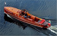 RL Bilderesultat for forslund båt Speed Boats, Power Boats, Runabout Boat, Shrimp Boat, Classic Wooden Boats, Wood Boats, Rc Model, Boat Design, Tall Ships