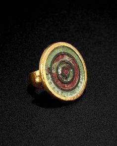GURHAN 24K Pietersite Ring