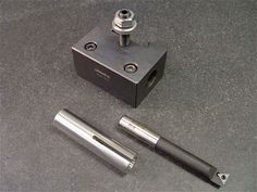 "3"" long, steel, ¾"" to ½"" adapter. The hole was precision reamed & the single slit is ⅛"" wide."